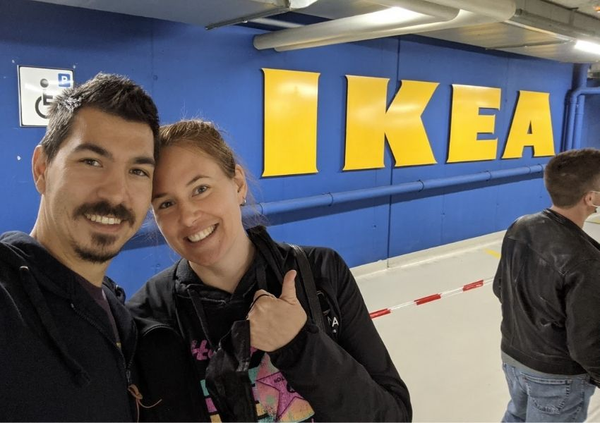 4.5 Hours and $673: Our Day at IKEA
